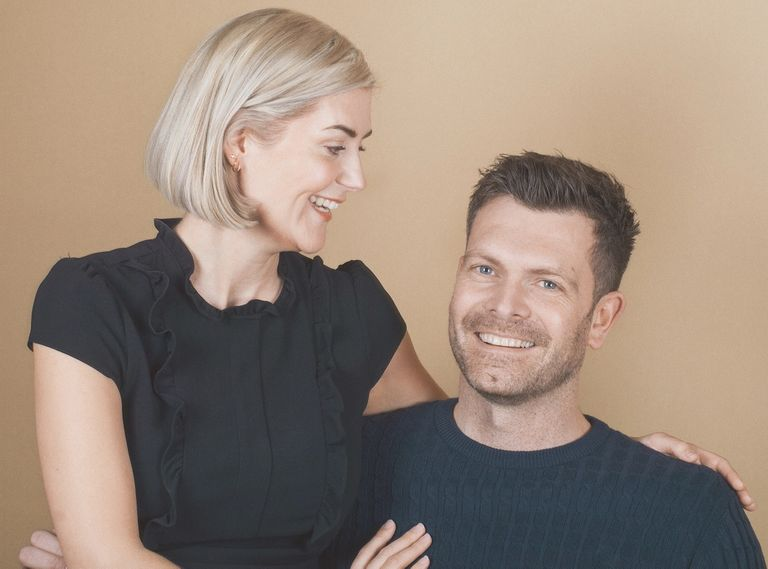 Mrs Hannah and Mr Joby Russell – Founders of Glowday